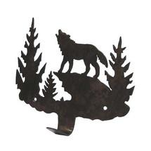Single Hook - Wolf
