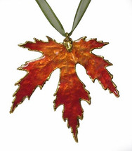 Silver Maple - Burnt Orange