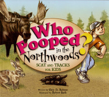 Who Pooped in the Northwoods?