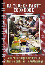 Da Yooper Party Cookbook