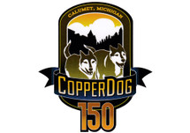 Copper Dog 150 Sticker