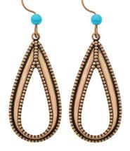 Copper Earrings - 182