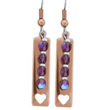Copper Earrings - 180