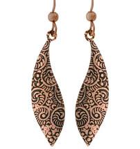 Copper Earrings - 176