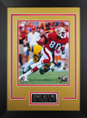 Jerry Rice Framed 8x10 San Francisco 49ers Photo (JR-P4D)