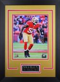 Patrick Willis Framed 8x10 San Francisco 49ers Photo (PW-P3D)