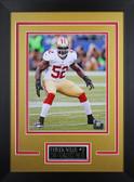 Patrick Willis Framed 8x10 San Francisco 49ers Photo (PW-P5D)