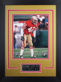 Ronnie Lott Framed 8x10 San Francisco 49ers Photo (RL-P2D)