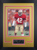 Ronnie Lott Framed 8x10 San Francisco 49ers Photo (RL-P3D)