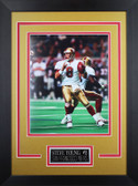 Steve Young Framed 8x10 San Francisco 49ers Photo (SY-P2D)