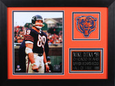 Mike Ditka Framed 8x10 Chicago Bears Photo (MD-P1B)