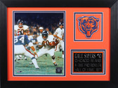 Gayle Sayers Framed 8x10 Chicago Bears Photo (GS-P3B)
