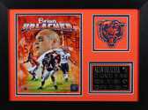 Brian Urlacher Framed 8x10 Chicago Bears Photo (BU-P1B)