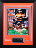 Gayle Sayers Framed 8x10 Chicago Bears Photo (GS-P4D)