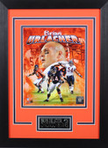 Brian Urlacher Framed 8x10 Chicago Bears Photo (BU-P1D)