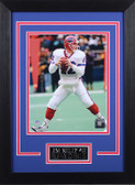 Jim Kelly Framed 8x10 Buffalo Bills Photo (JK-P1D)