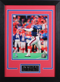 Jim Kelly Framed 8x10 Buffalo Bills Photo (JK-P2D)