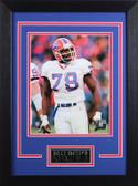 Bruce Smith Framed 8x10 Buffalo Bills Photo (BS-P1D)
