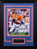 John Elway Framed 8x10 Denver Broncos Photo (JE-P1D)