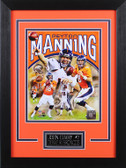 Peyton Manning Framed 8x10 Denver Broncos Photo (PM-P10D)