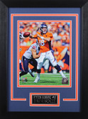 Peyton Manning Framed 8x10 Denver Broncos Photo (PM-P12D)