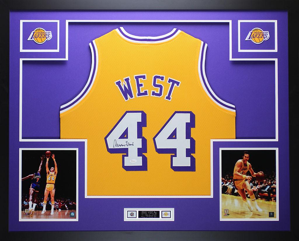 jerry west jersey