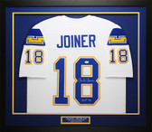 Charlie Joiner Autographed & Framed White San Diego Chargers Jersey JSA COA