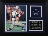 Jay Novacek Framed 8x10 Dallas Cowboys Photo (JN-P2A)