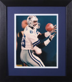 Michael Irvin Framed 8x10 Dallas Cowboys Photo (MI-P1E)