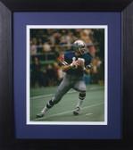 Roger Staubach Framed 8x10 Dallas Cowboys Photo (RS-P1E)