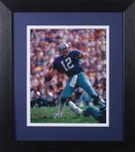 Roger Staubach Framed 8x10 Dallas Cowboys Photo (RS-P2E)