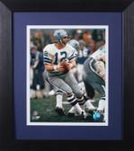 Roger Staubach Framed 8x10 Dallas Cowboys Photo (RS-P5E)