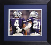 Dak Prescott Framed 8x10 Dallas Cowboys Photo (DP-P7E)