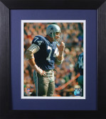Bob Lily Framed 8x10 Dallas Cowboys Photo (BL-P1E)