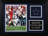 Michael Irvin Framed 8x10 Dallas Cowboys Photo (MI-P3A)