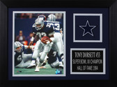 Tony Dorsett Framed 8x10 Dallas Cowboys Photo (TD-P2A)