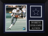 Tony Dorsett Framed 8x10 Dallas Cowboys Photo (TD-P3A)