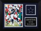 Jason Witten Framed 8x10 Dallas Cowboys Photo (JW-P6A)