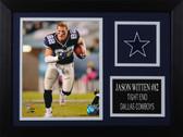 Jason Witten Framed 8x10 Dallas Cowboys Photo (JW-P7A)