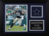 Jason Witten Framed 8x10 Dallas Cowboys Photo (JW-P8A)
