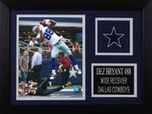 Dez Bryant Framed 8x10 Dallas Cowboys Photo (DBC-P2A)