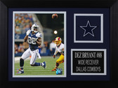 Dez Bryant Framed 8x10 Dallas Cowboys Photo (DBC-P5A)