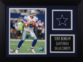 Tony Romo Framed 8x10 Dallas Cowboys Photo (TR-P2A)