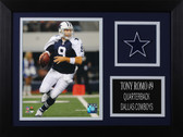 Tony Romo Framed 8x10 Dallas Cowboys Photo (TR-P3A)