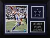 Tony Romo Framed 8x10 Dallas Cowboys Photo (TR-P4A)