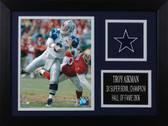 Troy Aikman Framed 8x10 Dallas Cowboys Photo (TA-P4A)