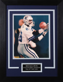 Michael Irvin Framed 8x10 Dallas Cowboys Photo (MI-P1C)
