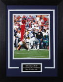 Michael Irvin Framed 8x10 Dallas Cowboys Photo (MI-P3C)