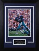 Roger Staubach Framed 8x10 Dallas Cowboys Photo (RS-P2C)