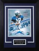 Roger Staubach Framed 8x10 Dallas Cowboys Photo (RS-P3C)